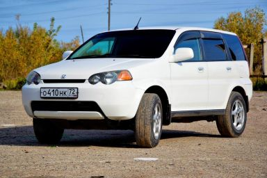 Honda HR-V 2000 отзыв автора | Дата публикации 26.10.2012.