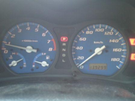 Honda HR-V 1999 - отзыв владельца