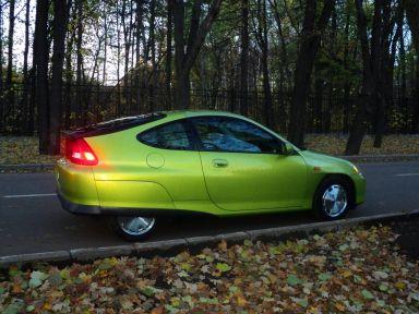 Honda Insight, 2000