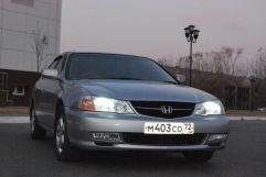 Honda Inspire, 2002