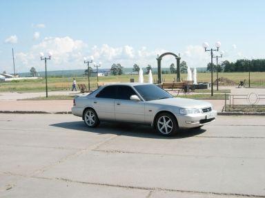 Honda Inspire 1995 отзыв автора | Дата публикации 03.09.2006.