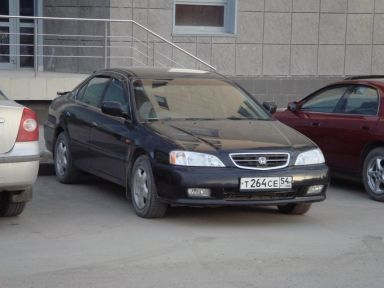Honda Inspire 2000 отзыв автора | Дата публикации 26.04.2007.