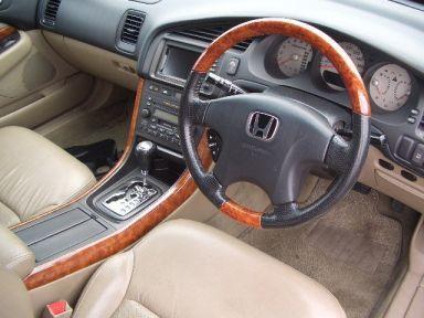 Honda Inspire, 2001
