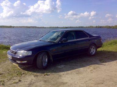 Honda Inspire 1995 отзыв автора | Дата публикации 23.07.2008.