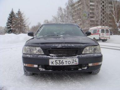 Honda Inspire 1995 отзыв автора | Дата публикации 24.01.2010.
