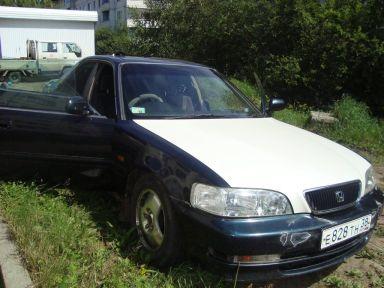 Honda Inspire, 1996