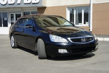Honda Inspire, 2005