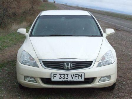 Honda Inspire  - отзыв владельца
