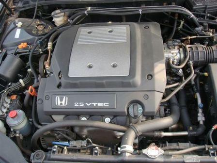 Honda Inspire 2002 - отзыв владельца