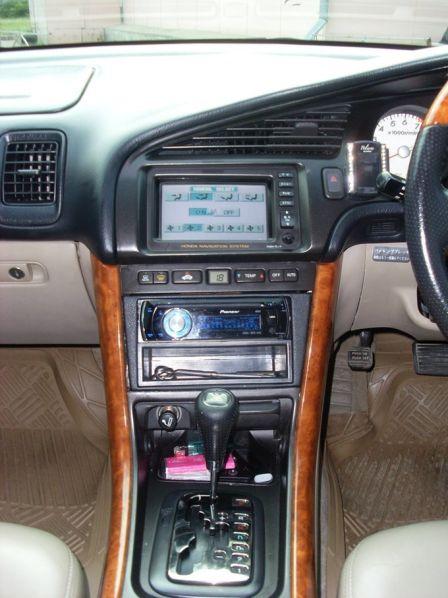 Honda Inspire 2001 - отзыв владельца