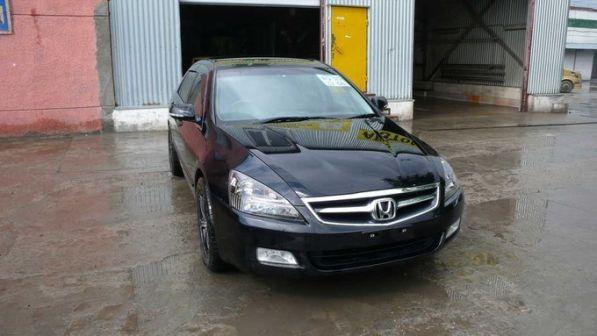 Honda Inspire 2007 - отзыв владельца
