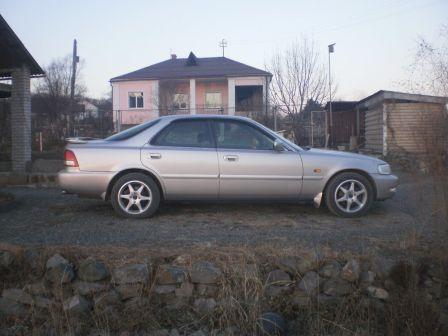 Honda Inspire 1997 - отзыв владельца