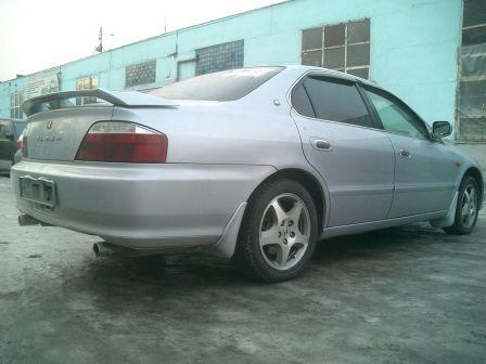Honda Inspire 1998 - отзыв владельца
