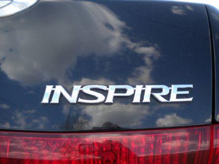 Honda Inspire 2003 - отзыв владельца