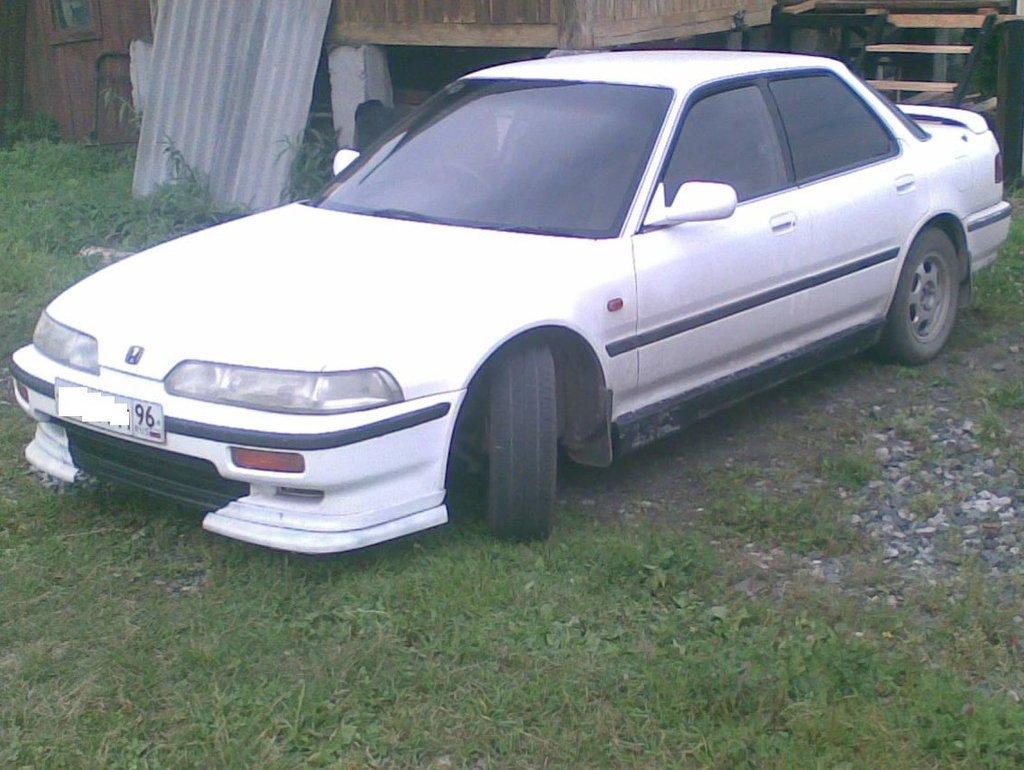 honda integra, 1991 год купе отзывы