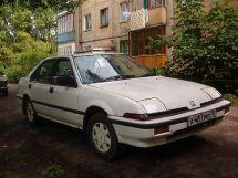 Honda Integra, 1986