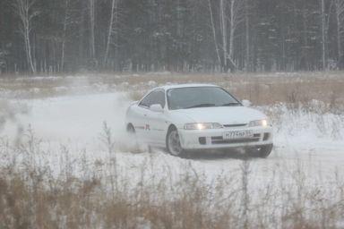 Honda Integra, 1997