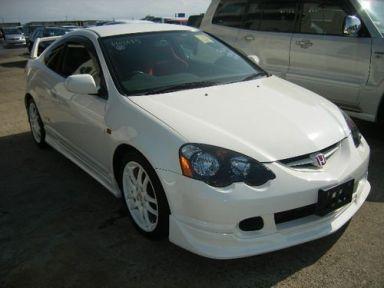 Honda Integra, 2002