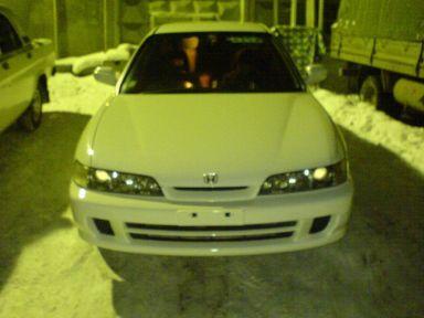 Honda Integra 2000 отзыв автора | Дата публикации 19.12.2007.