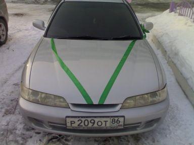 Honda Integra 1996 отзыв автора | Дата публикации 23.03.2008.