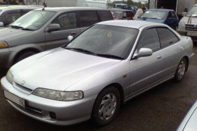 Honda Integra 2000 отзыв автора | Дата публикации 07.08.2008.