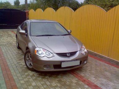 Honda Integra 2001 отзыв автора | Дата публикации 08.08.2008.