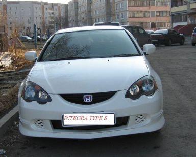 Honda Integra, 2001