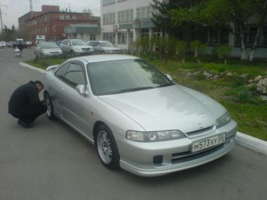 Honda Integra 2000 отзыв автора | Дата публикации 18.08.2009.