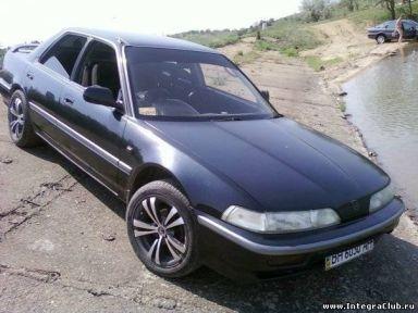 Honda Integra, 1990