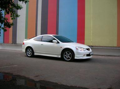 Honda Integra 2001 отзыв автора | Дата публикации 12.08.2010.