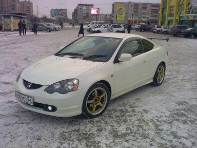 Honda Integra 2001 отзыв автора | Дата публикации 07.01.2011.