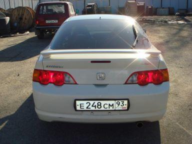Honda Integra 2001 отзыв автора | Дата публикации 17.04.2011.