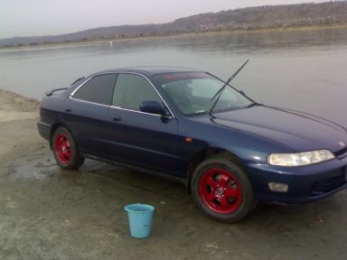 Honda Integra 1996 отзыв автора | Дата публикации 14.02.2012.