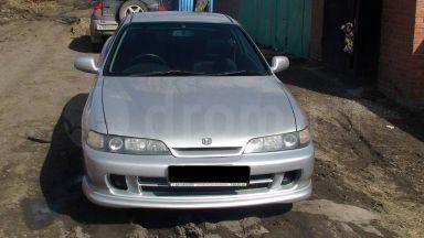 Honda Integra 2000 отзыв автора | Дата публикации 14.08.2012.