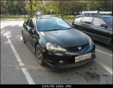 Honda Integra 2002 отзыв автора | Дата публикации 11.01.2013.