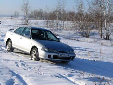 Honda Integra 1996 отзыв автора | Дата публикации 23.11.2005.