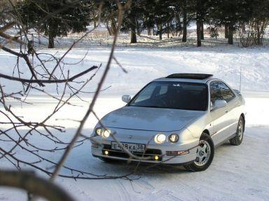 Honda Integra 1993 отзыв автора | Дата публикации 01.02.2006.