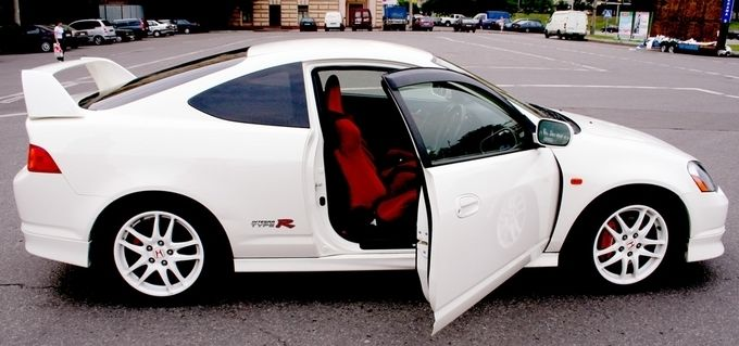 Honda Integra 2001 - отзыв владельца