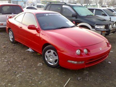 Honda Integra 1995 - отзыв владельца