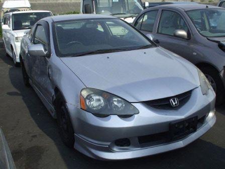 Honda Integra 2002 - отзыв владельца