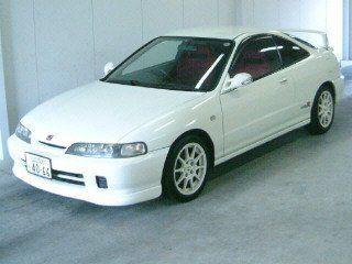 Honda Integra 1998 - отзыв владельца