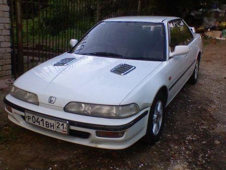 Honda Integra 1992 - отзыв владельца