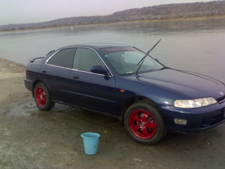 Honda Integra 1996 - отзыв владельца