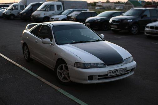 Honda Integra 1997 - отзыв владельца