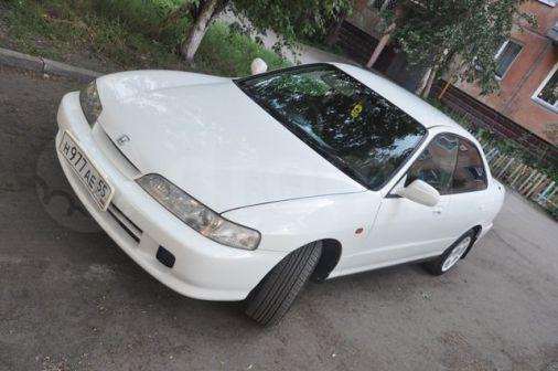 Honda Integra 2000 - отзыв владельца