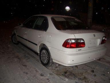 Honda Integra SJ, 1999