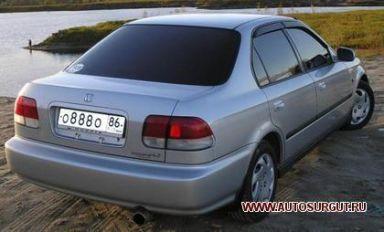 Honda Integra SJ 1998 отзыв автора | Дата публикации 24.01.2006.