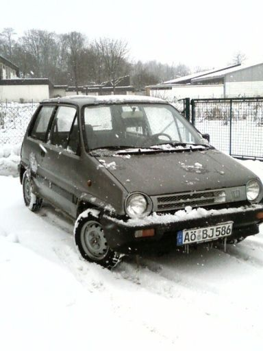 Honda Jazz, 1985