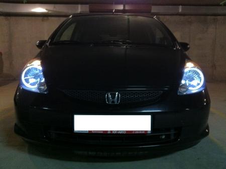 Honda Jazz 2006 - отзыв владельца