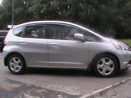 Honda Jazz 2008 - отзыв владельца